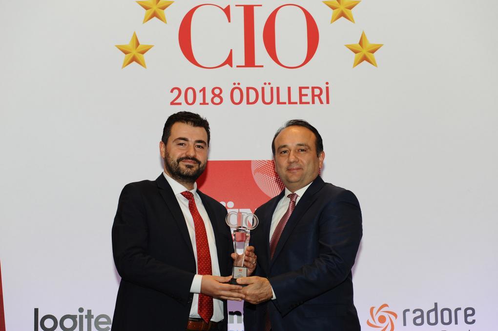 CIO Ödülleri'nden Deutsche Messe'ye büyük ödül!